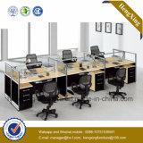 Tabela L estação de trabalho moderna do escritório da fábrica da forma (HX-NPT023)