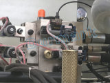 Plaque de porte de Dhp 2000t gravant la machine en relief de presse hydraulique