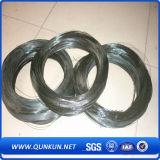 Le fil noir/noir le fil recuit/ sur le fil de fer noir