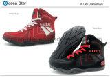 L'homme de haute qualité Sneaker Wresting chaussures de boxe