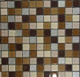 De decoratieve Tegel van de Muur van de Tegel van het Mozaïek van het Glas van het Bouwmateriaal