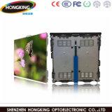 Maior eficácia P10 Display LED de exterior
