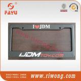 Plastic License Plate Flip Frames