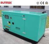 Set geluidsgeneratoren met 60 kW/75 kVA