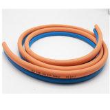 1/4 '' di tubo flessibile gemellare ignifugo della saldatura del grado R per il taglio per fiamma ossiacetilena
