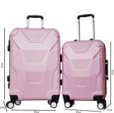 Custom mécanique de 24 pouces Valise Trolley à roues de promotion des cas de bagages