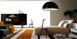Heiße verkaufende moderne Sofa-Couch-Wohnzimmer-Möbel Ms1006