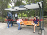 Riparo della fermata dell'autobus (Astana 2017 Disegno dell'Expo del mondo)