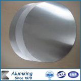 Círculo de aluminio antiadherente 3003 laminados en caliente para el Cookware