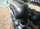 Тройник для труб с резьбой из углеродистой стали