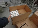 Creuset en céramique de matériel de laboratoire, creuset en porcelaine (mur inférieur)