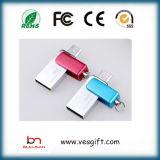 Promocional de armazenamento USB personalizado OTG (VFD-1111)