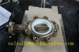알루미늄 청동 나비 벨브 (D71X-10/16)