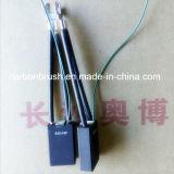De verschillende standaardgrootte van Manufacturering van B.V. 319P koolborstel met almar signaaldraad