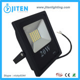 China Factory 20W LED Holofote LED de luz exterior / farol