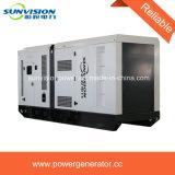 セットを生成するISO容器が付いている1000kVA発電機
