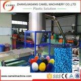 Гранулятор ПВХ пластика по производству окатышей переработки гранулирующий производственной линии экструдера