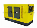 Cummins Engine Silent Type Diesel Generator / Electric Power Genset