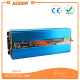 C.C. de Suoer 24V ao inversor puro da potência de onda do seno da C.A. 3000W com relação do USB (FPC-3000B)