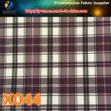 Tessuto tinto dell'assegno del filato di poliestere nelle merci di Promt (X041-44)
