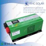 고품질 24V/48V 순수한 사인 파동 3000W 태양 변환장치