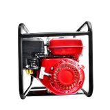 Tipo do Worksite bomba de água portátil da gasolina de 2 polegadas