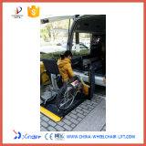 elevación eléctrica del &Passenger del elevador del CE 350kg para los sillones de ruedas (WL-D)