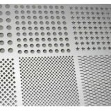 PVDF überzogenes Aluminium-perforiertes Blatt für Zwischenwand