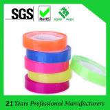 Heißer Hersteller-Regenbogen-klebriges Kristallbriefpapier-Band des Verkaufs-BOPP