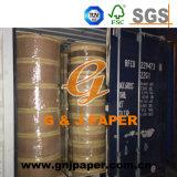 thermisches Papier 50GSM in der Großrolle verwendet für Positions-Maschine
