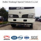 4ton 4cbm ZelfVrachtwagen van de Tanker van het Water van de Zuiging Dongfeng de Euro 4