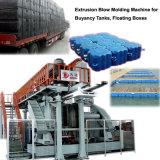 Macchina di plastica dello stampaggio mediante soffiatura del pontone di galleggiamento