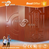 Дешевая кожа двери кожи двери меламина цены/MDF