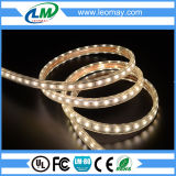 IP68 220V SMD2835 flexibles LED Streifen-Licht-superhelles