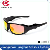 Laisser refroidir le style Sport cyclisme des verres de lunettes de soleil de circonscription de haute qualité pour les hommes
