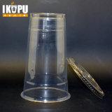 경이로운 Customed 투명한 플라스틱 컵 애완 동물 컵