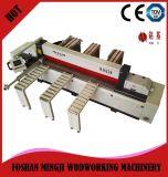 L'échange automatique de travail du bois a vu la machine