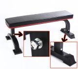 Flacher Dienstdumbbell-flacher Gewicht-Prüftisch für Gewicht-Training und Übungen