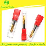 Hartmetall-Punkt-Bohrgerät/Bohrmeißel für Fräsmaschine