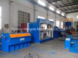 Hxe-13dt Groß-Dazwischenliegende kupferne Drahtziehen-Maschine mit Annealer, einzelner Spooler, Wirbelmaschine-/Copper-Drahtziehen-Maschine