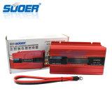 Suoer 12V 2000W Onde sinusoïdale modifiée de convertisseur de puissance (PSD-2000A)