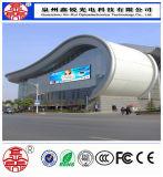 GroßhandelsP10 im Freien farbenreicher RGB LED-Bildschirm HD für Verkauf bekanntmachend