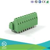 O pino 3 do conector de parafuso de PCB Europeu PCB