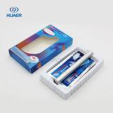 FDA Zustimmungs-Bambusholzkohle-natürliche Zähne, die Streifen weiß werden