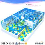 Huis van het Spel van de Spelen van kinderen het Binnen Zachte