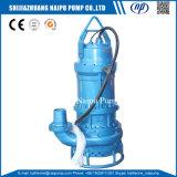 Zjq Serien-versenkbarer Sand-ausbaggernde Schlamm-Pumpe