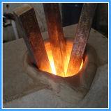 Smeltende Oven van de Inductie van het Messing van het Koper van de Verkoop van Afrika de Hete 50kg (jlz-45)