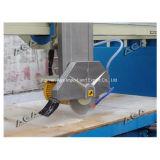 자동적인 브리지는 Mable 화강암 석판 Xzqq625A를 자르기를 위해 기계를 보았다