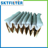 precio de fábrica de cartón Papel de filtro de overspray duradero