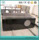 Zwart Graniet/Chinese Zwarte/Zwarte/Absolute Zwarte/Mongoolse Zwarte Shanxi voor Countertops/Plak/Tegel/Vanitytop